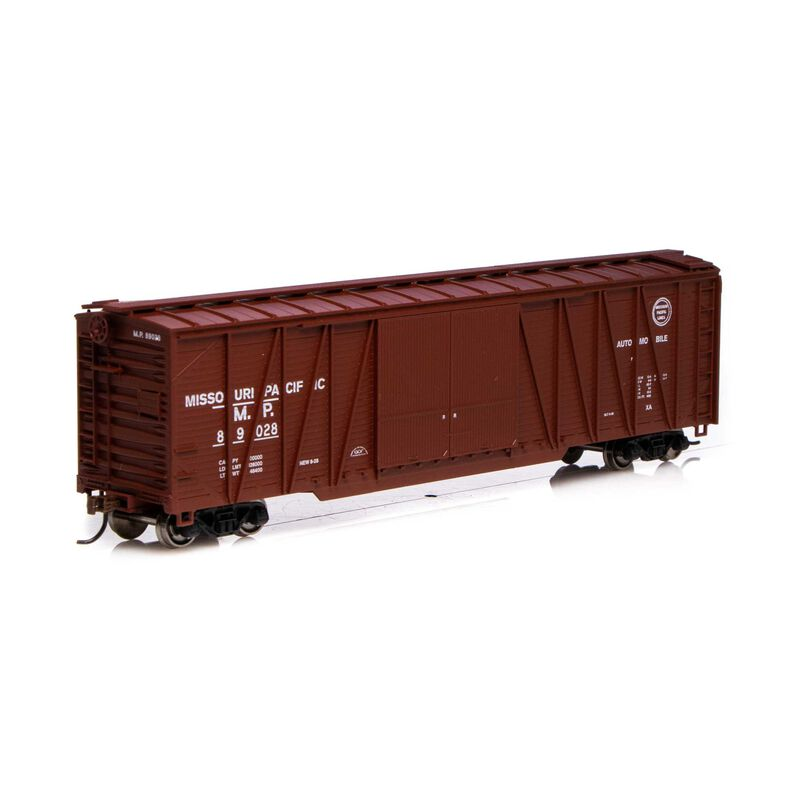 HO RTR 50' Single Sheathed Box MP #89028