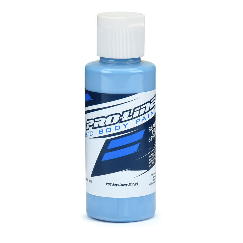 RC Body Paint, Heritage Blue