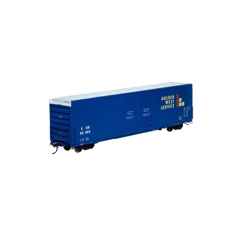 HO RTR FMC 60' DD SS Hi-Cube Box SSW GWS #62668