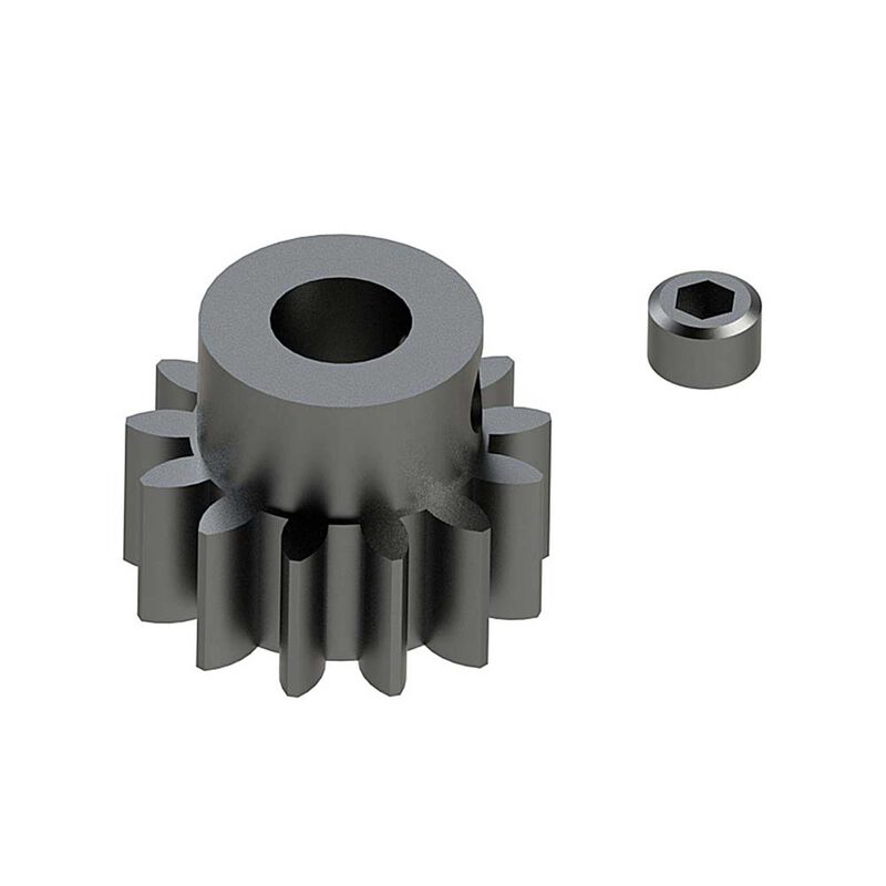 Steel Pinion Gear 13T Mod1 5mm