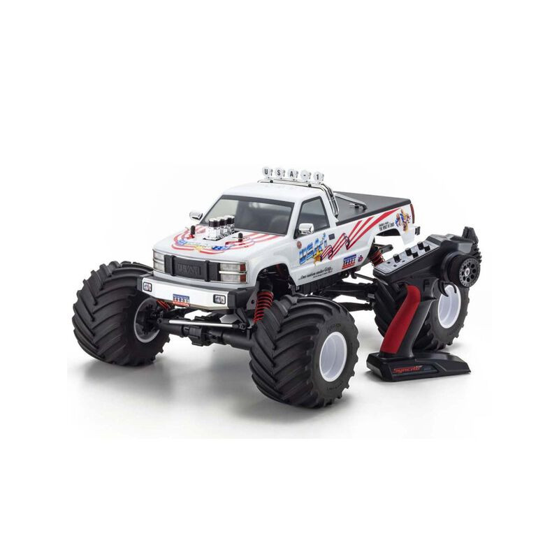 1/8 USA-1 VE 4WD Monster Truck RTR