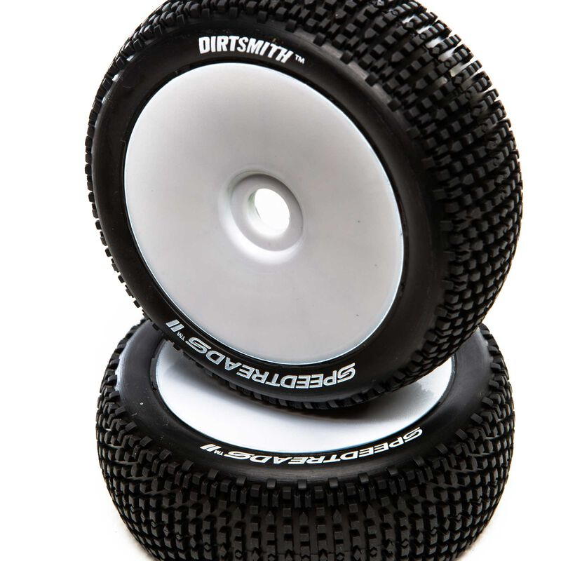 Speedtreads II DIRTSMITH Tires (2): 1/8 Buggy
