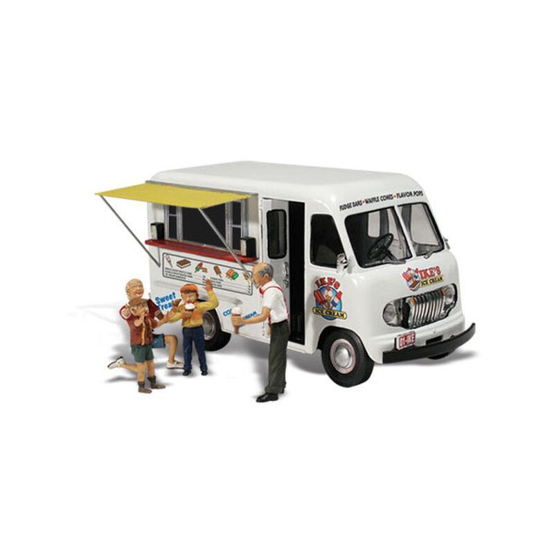 N Ike's Ice Cream Truck