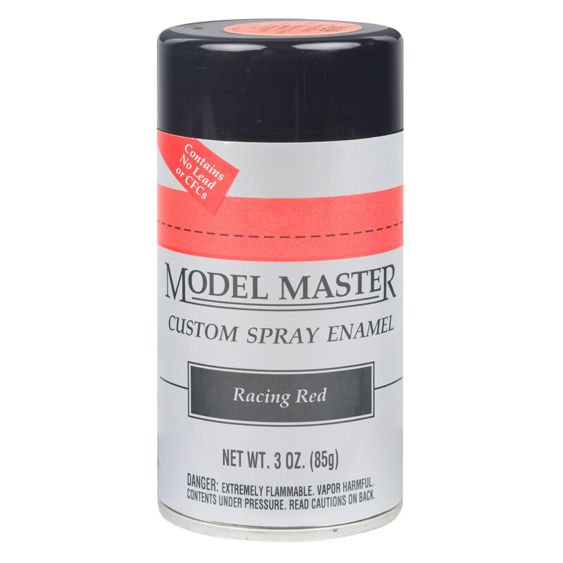 MM Car Spray Racing Red