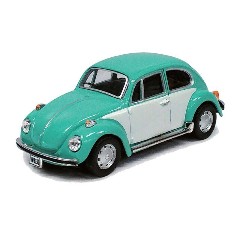 Cararama 1 43 VW Beetle, Light Blue