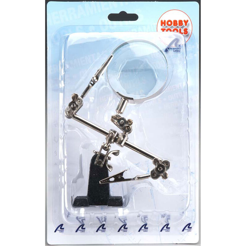 Helping Hand Magnifier