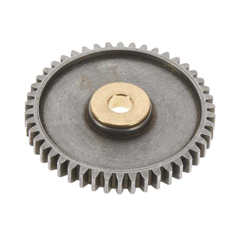 Spur Gear Mod1 46T: Nero