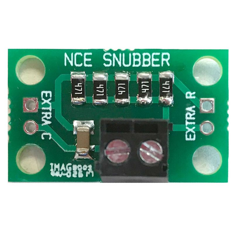 DCC Track Bus Noise Suppressor (2)