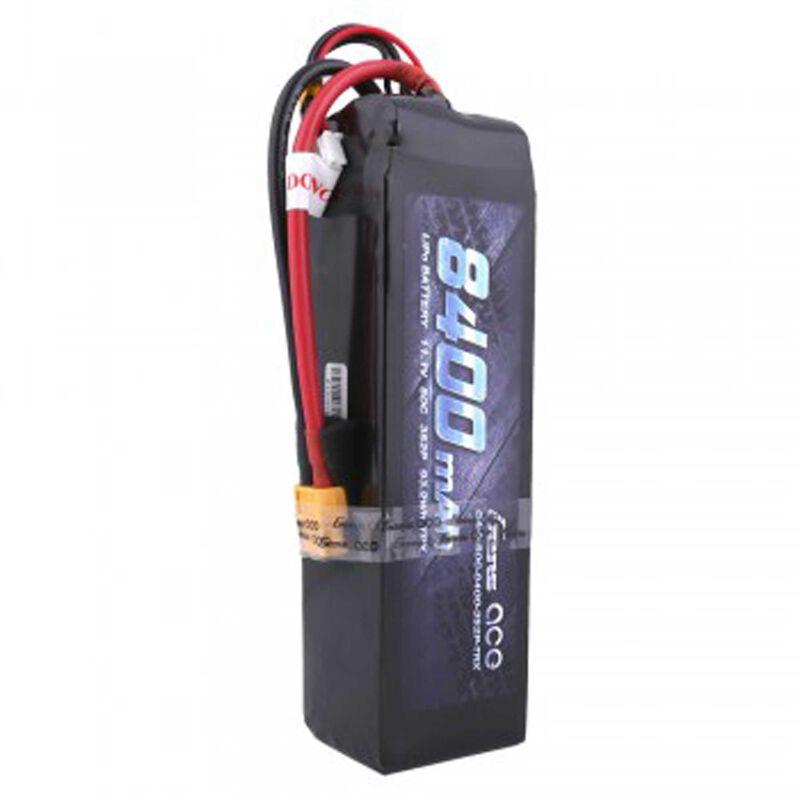 11.1V 8400 Capacity 3S Voltage 50C Rate XT60