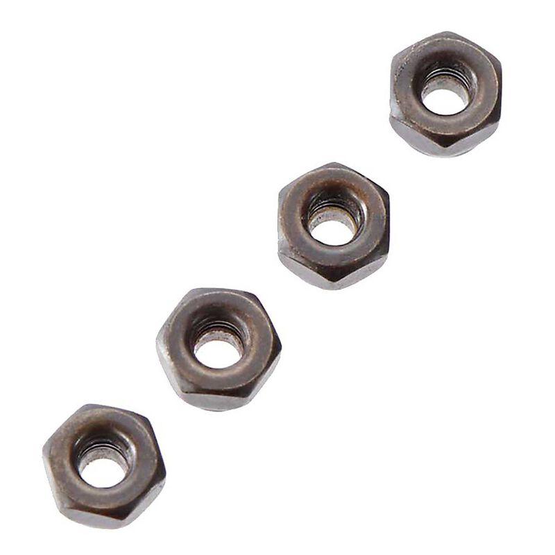 Nylon Nut 2.5mm (4)