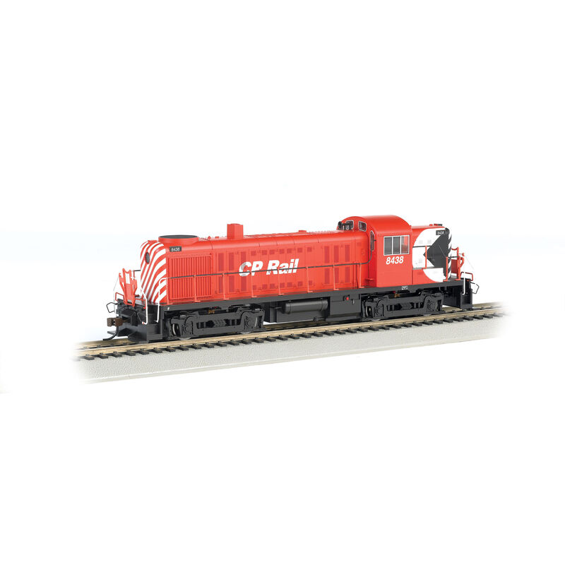 HO RS3 w/DCC & Sound, CPR/Multimark #8438