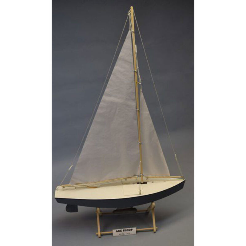 "Ace Sloop 17"" Boat Kit"