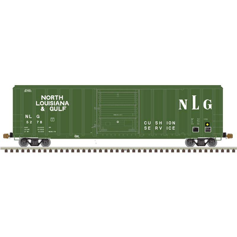 HO FMC 5347 Single Door Box NLG #5278