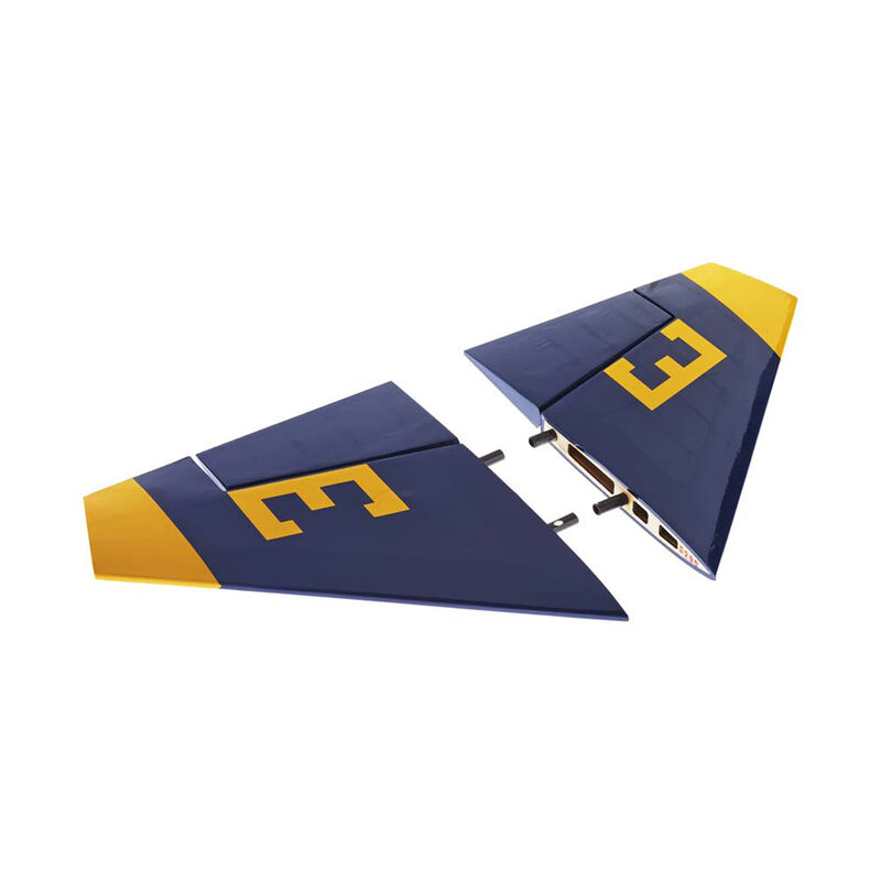 Vertical Stabilizer Set Thunder Streak 90