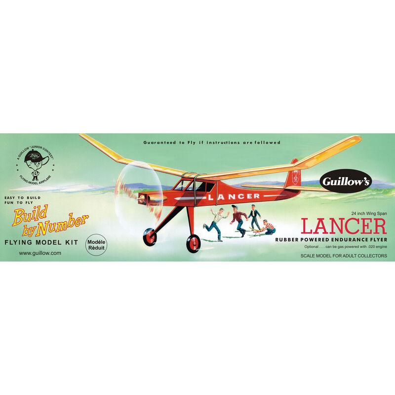 """Lancer Kit, 24"""""""