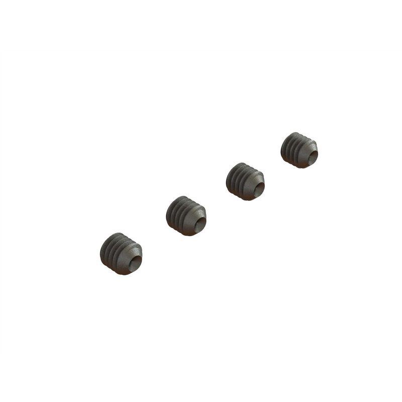 Set Screw, M6x6mm (4)