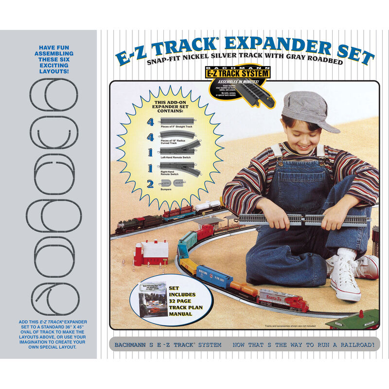 HO NS EZ Layout Expander Set