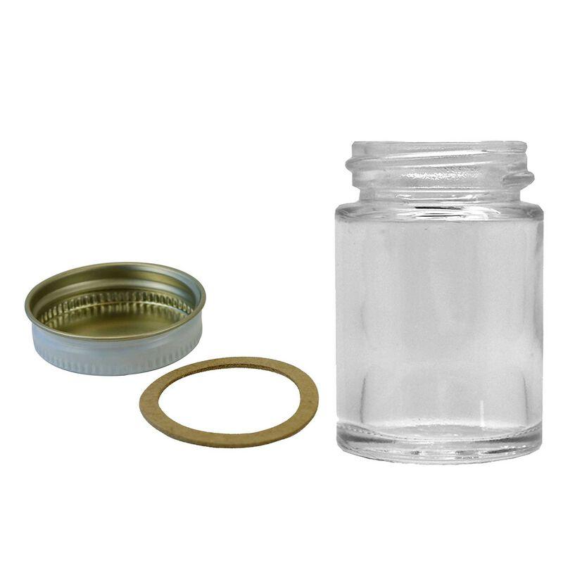 Jar Cover & Gasket,1oz:H,VL