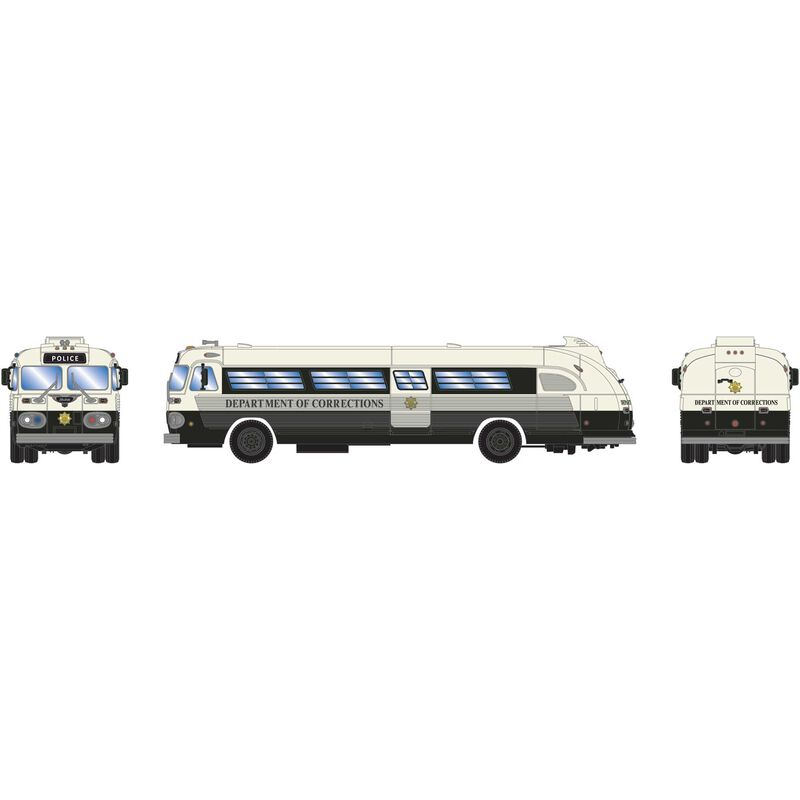 HO RTR Intercity Bus Department of Corrections