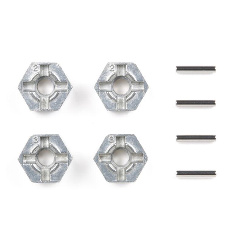 Pin Wheel Adapter Set