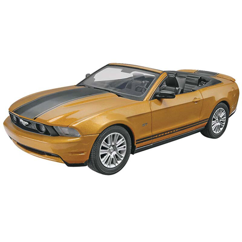 1 25 SnapTite '10 Ford Mustang Convertible