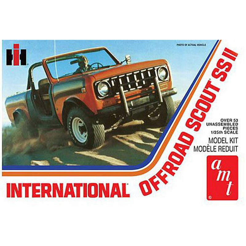 1 25 International Scout II