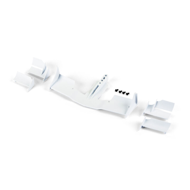 1/10 Front Wing, White: Formula 1