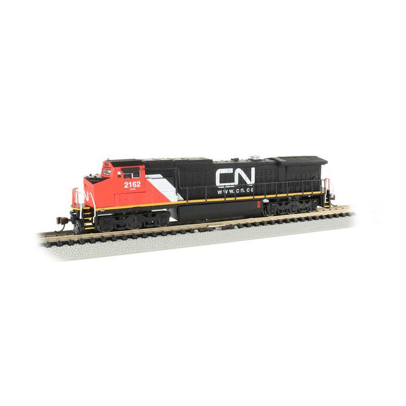 N Dash 8-40CW w DCC & Sound Value CN