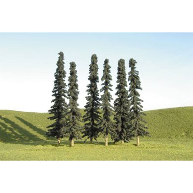 "Scenescapes Conifer Trees, 8-10"" (3)"