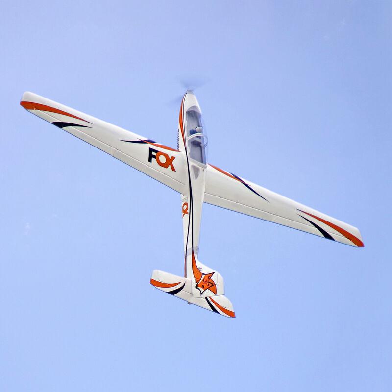 Fox 3000mm Aerobatic EP Glider PNP