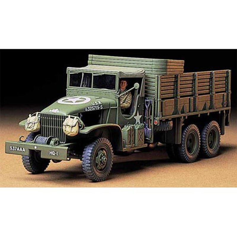 1/35 US 2.5 Ton 6x6 Truck