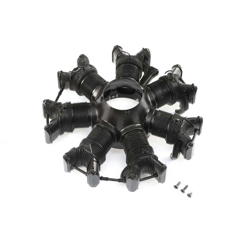 Dummy Radial Engine: PT-17 1.1m