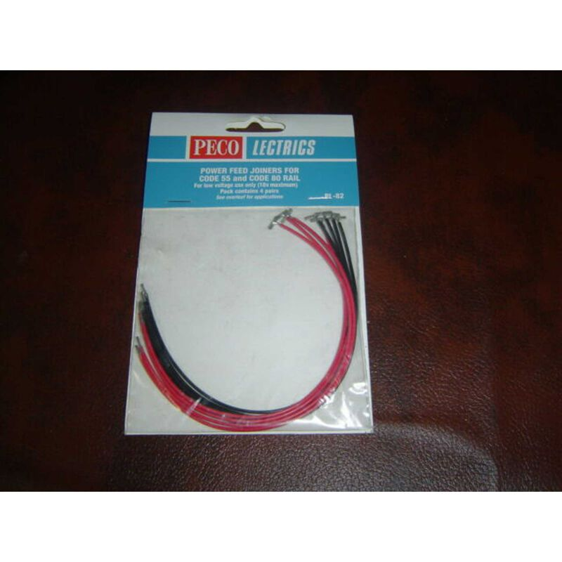 N Code C55/80 Power Feed Joiner (4pr)