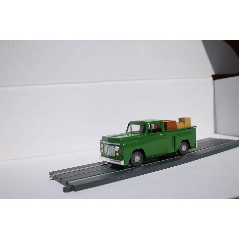 O Williams E-Z Street Pickup Truck/Green