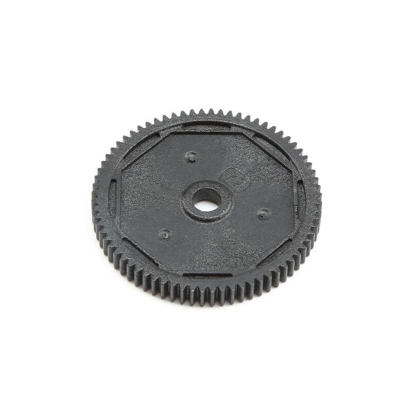 72T Spur Gear, SHDS, 48P