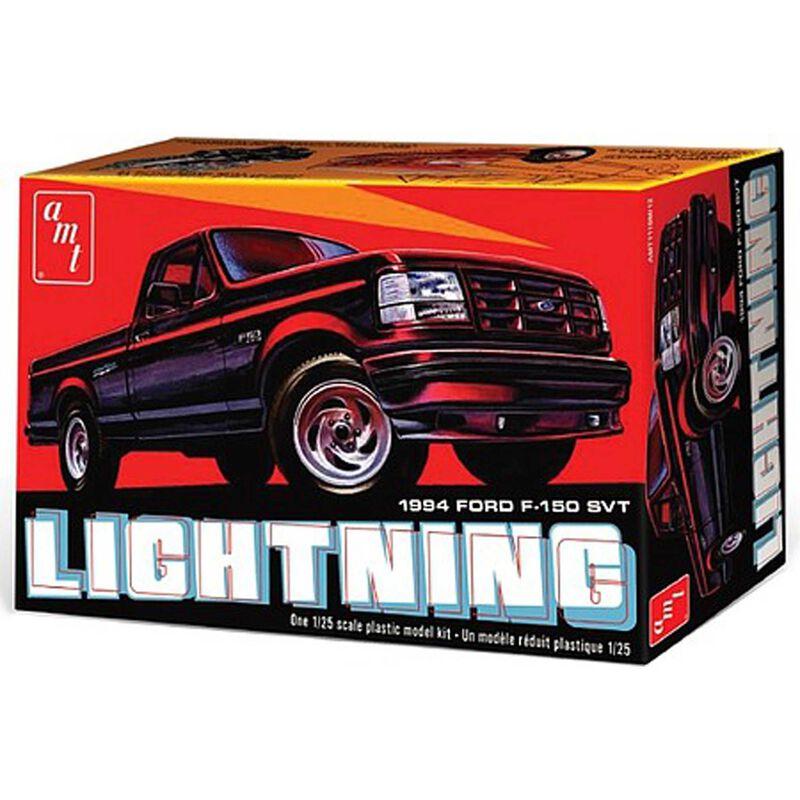 1/25, 1994 Ford F-150 Lightning Pickup, Model Kit