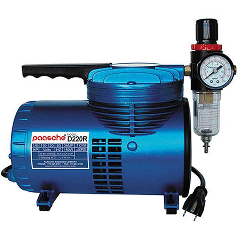 1/6 HP Diaphragm Compressor