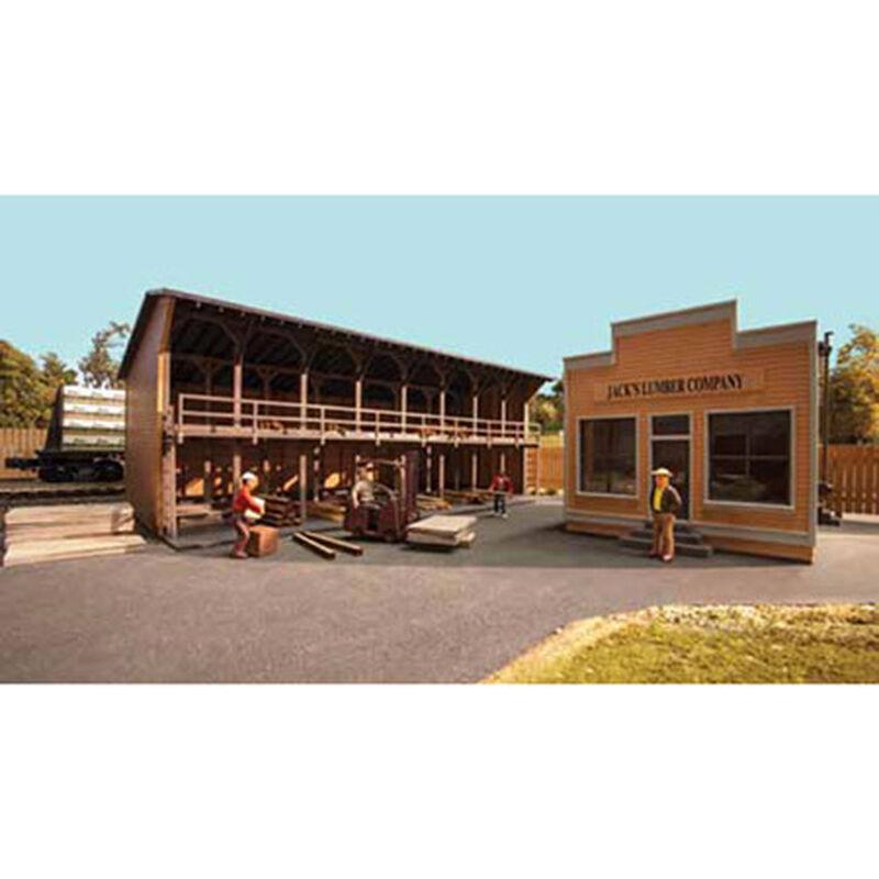 O KIT Jack's Lumber Company