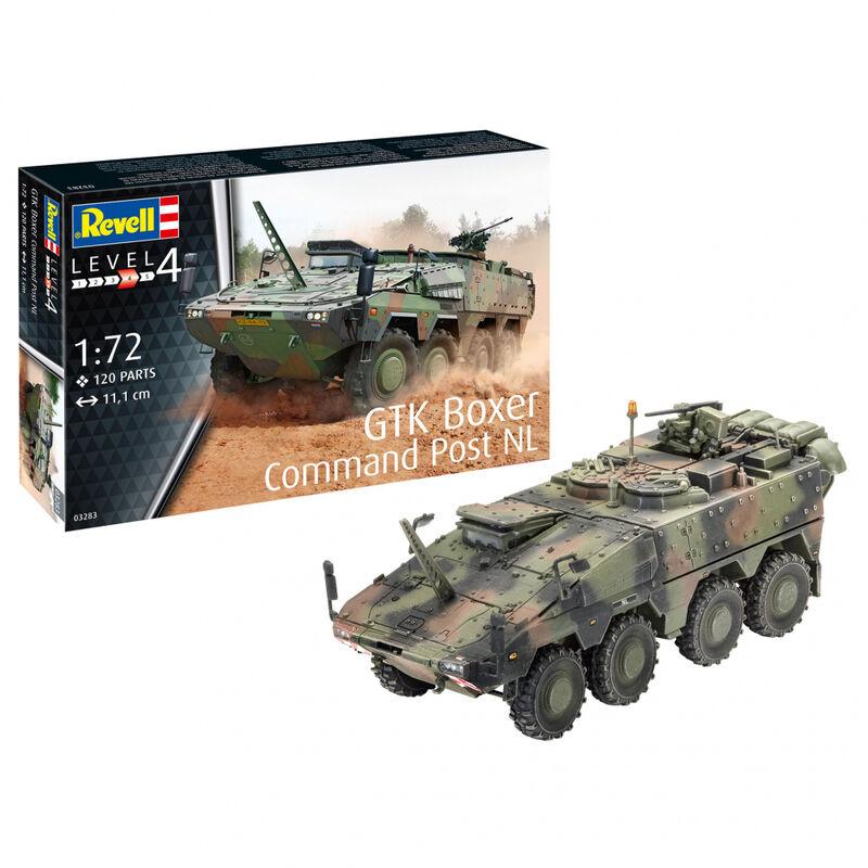 1/72 GTK Boxer Command Post NL