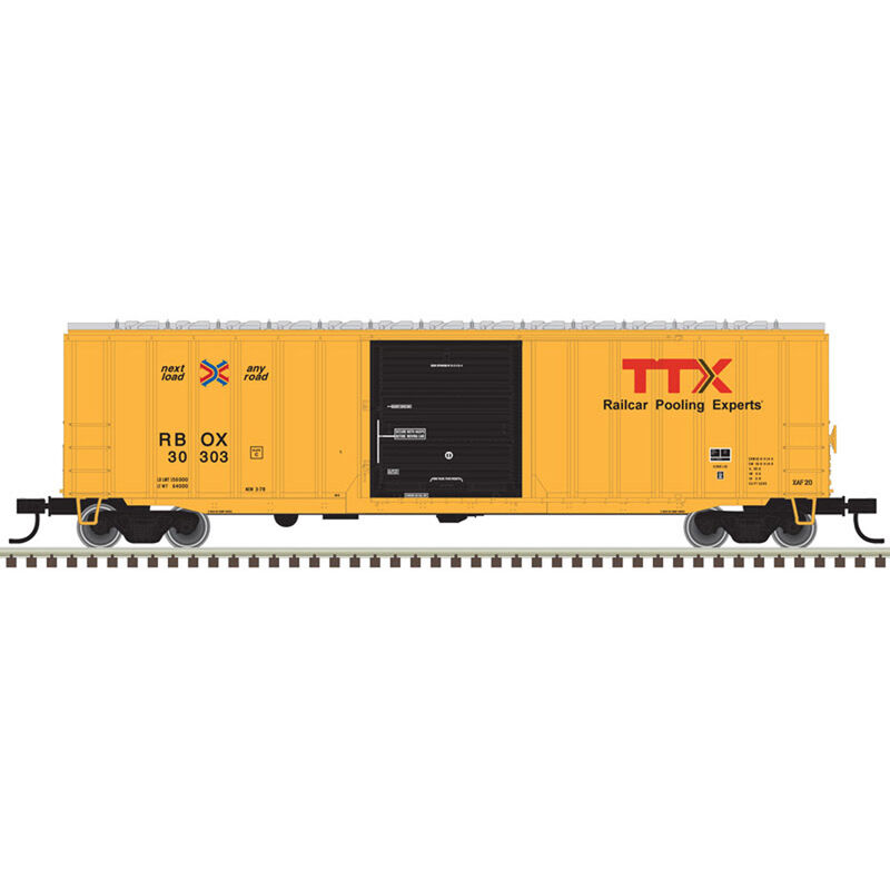 "O Trainman 50' 6"" ACF Box RBOX"