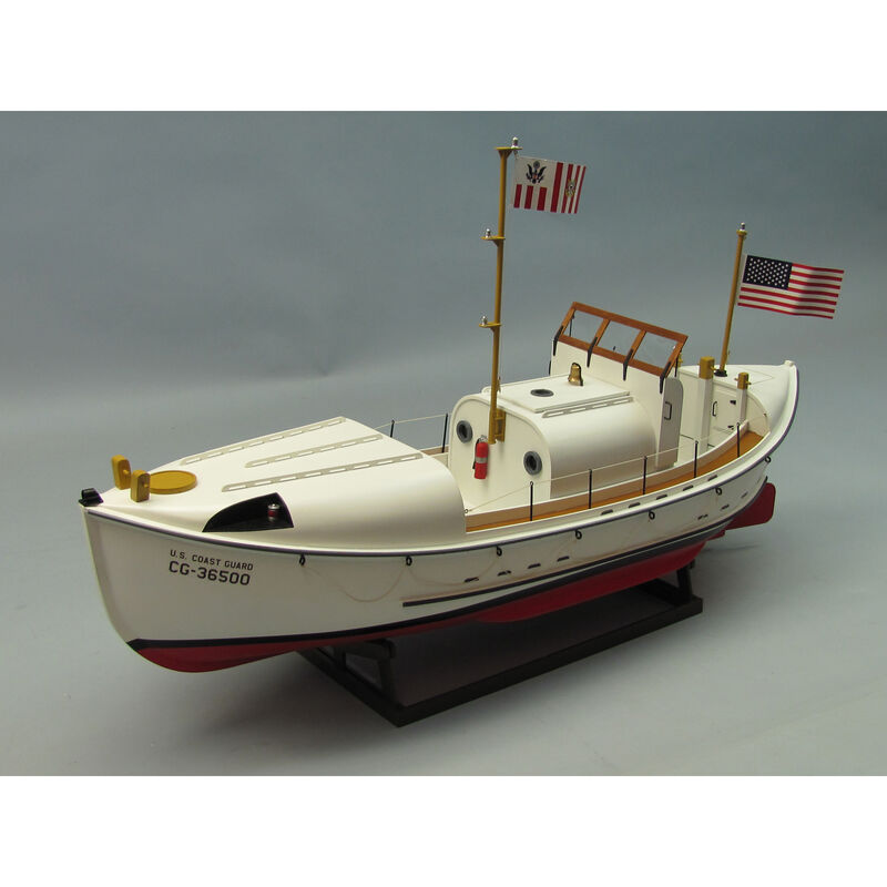 """1/16 USCG 36500 36' Motor Lifeboat Kit, 27"""""""