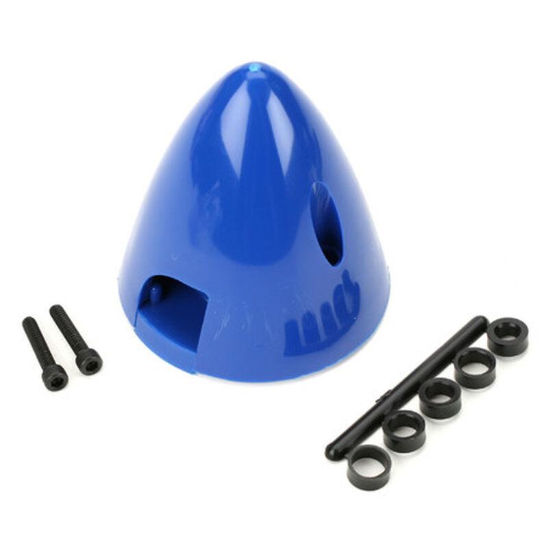 "4 Pin Spinner,2-1/2"" Blue"