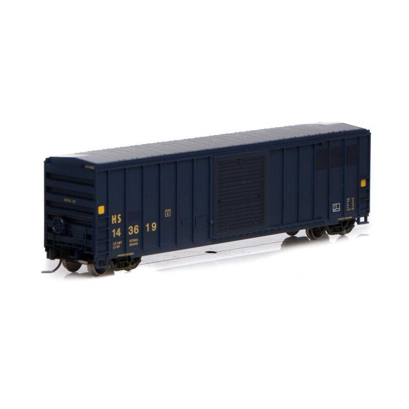 N 50' FMC 5347 Box H&S Ex-CSX #143619