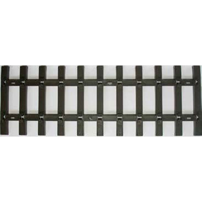 G 1' Straight Track Ties w o Rails Bulk (50)