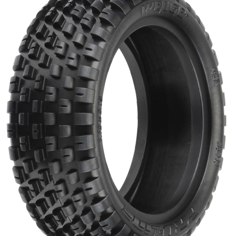 "Wedge, LP 2.2"" 4WD Z4 Carpet Buggy Tires, Front (2)"