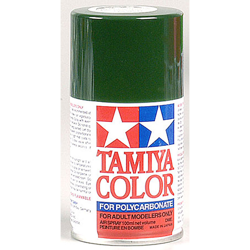 Polycarbonate PS-22 Racing Green, Spray 100 ml