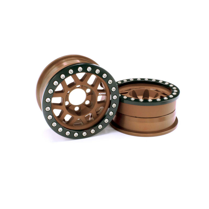 KMC 1.9 XD229 Machete V2 Bronze Anodized