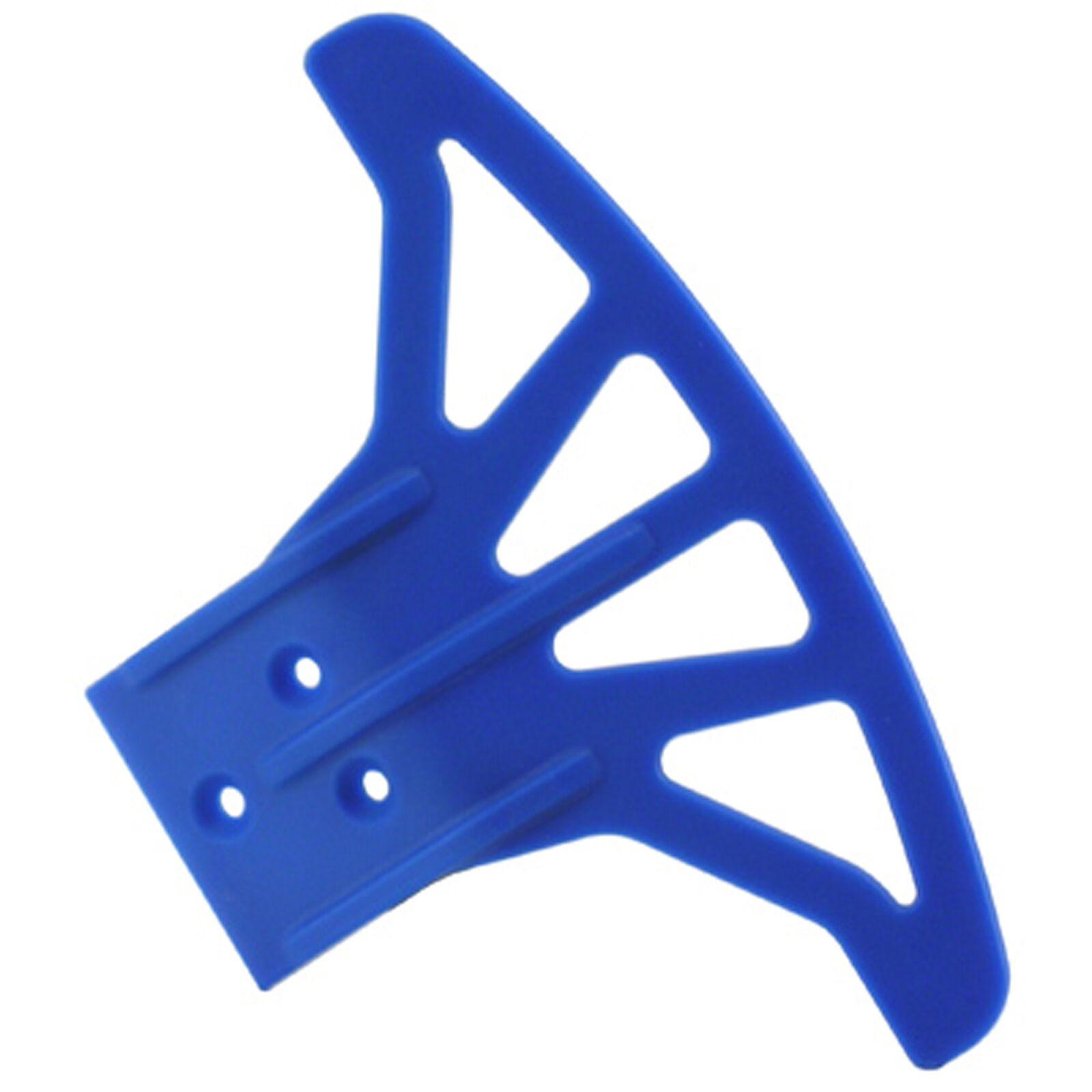 Wide Front Bumper, Blue: ST 4x4
