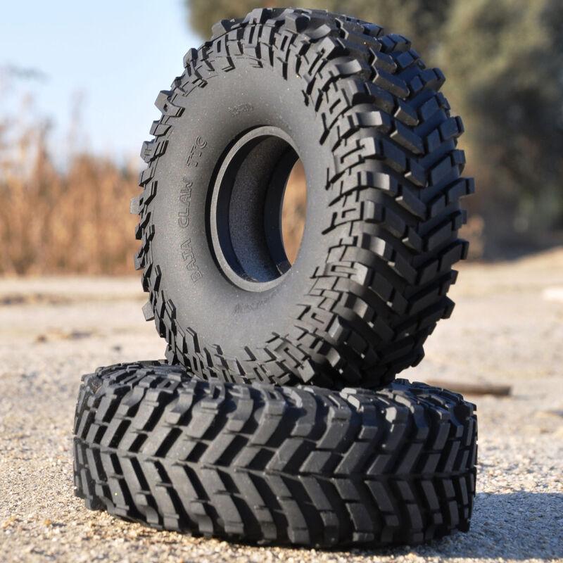 1/10 Mike Thompson 1.9 Single Baja Claw TTC Scale Tire (1)