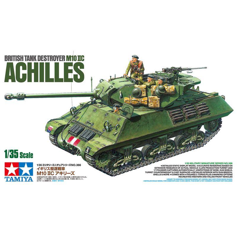 1/35 British Tank Destroyer M 10 IIC Achilles